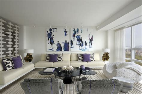 contemporary home interior designs ultra modern interior design by robert couturier decoholic