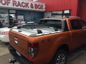 Ford Wildtrak Cargo Management System Ford Ranger Wildtrak Roof Rack Roof Basket Whispbar Bike