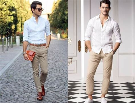 chino color 7 trendy ways to style your beige chinos