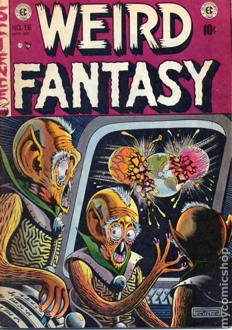 comic book picture editor al feldstein visionary ec comics mad cartoonist editor