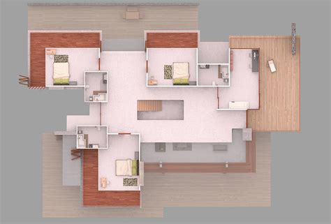second floor plans home eco house 2nd floor plan by bm23 on deviantart