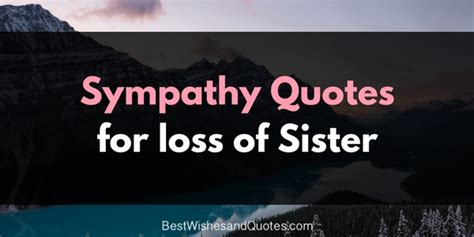 words of comfort for loss of sister these sympathy messages for the loss of a sister will help