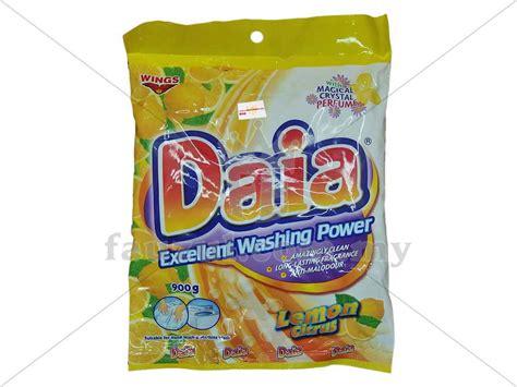 Daia Lemon 1 8kg daia bunga deterjen 900g daftar update harga terbaru dan