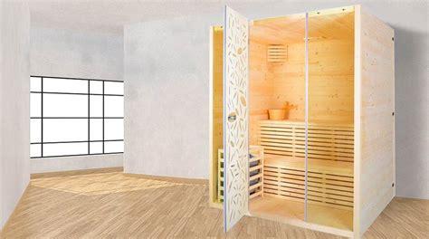 Sauna Da Appartamento by Sauna Di Legno Di Pino Finlandese Per Un Inverno A 100 176 C