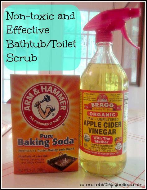 baking soda and vinegar bathtub homemade bathroom cleaner vinegar dawn and baking soda