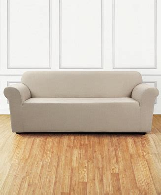 sure fit ultimate stretch chenille one sofa