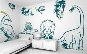 dinosaurs wall stickers bedroom 25 best ideas about childrens wall decals on
