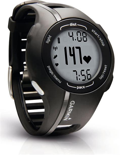 garmin forerunner 210 gps speed distance running sports