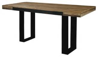 Pub Dining Tables Industrial Pub Table Industrial Indoor Pub And Bistro Tables Other Metro By Zin Home