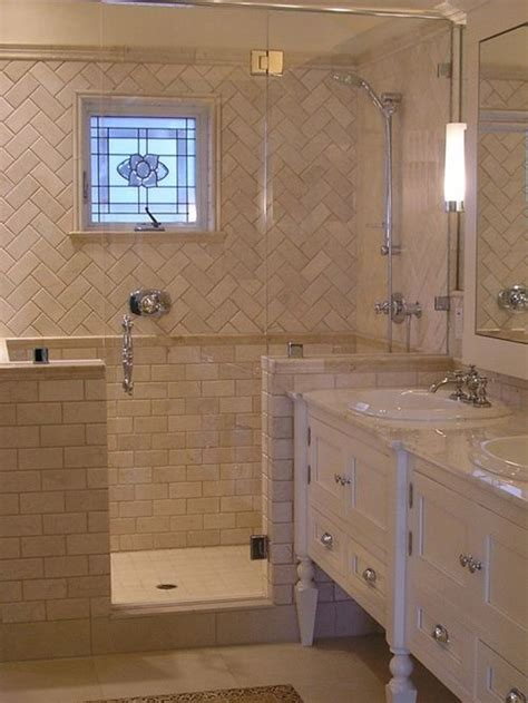 houzz tile shower tile pattern home design ideas pictures remodel