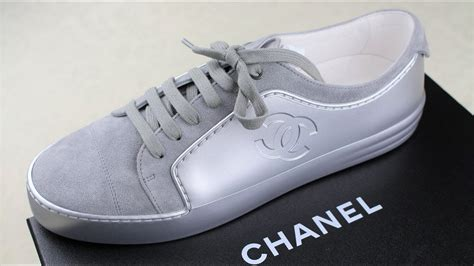 chanel mens sneakers a closer look at the 2017 chanel trainers chanel
