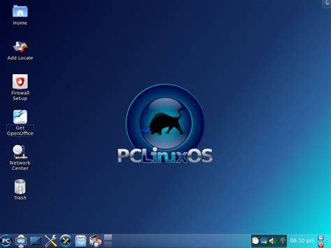 L Linux by Pclinuxos The Big Of Desktop Linux Welcome