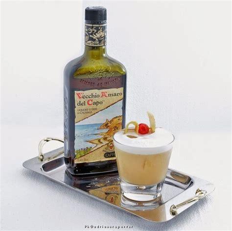bicchieri amaro capo bitter liqueur