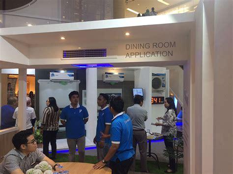 Multi S Daikin home central multi s exhibition news indonesia
