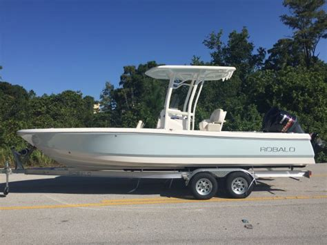 robalo boats craigslist robalo new and used boats for sale
