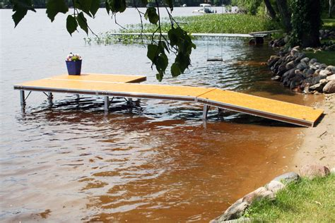boat dock diy should you build your own dock
