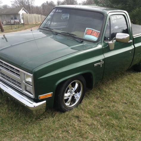 short bed chevy for sale 1985 chevy short bed with big block 454 for sale