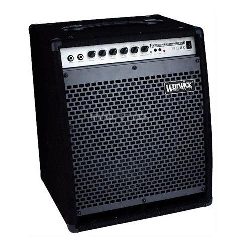 Lu Sorot 80 Watt warwick bc 80 bass combo 80 watt