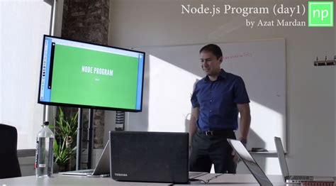 node js kraken tutorial webapplog software engineering node js javascript and