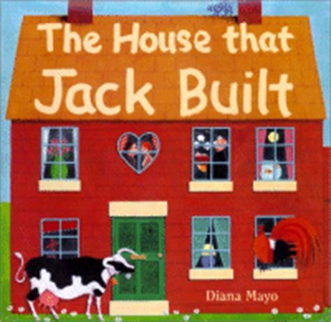 the house that jack built house music preschool education library book reviews gt the house that jack built