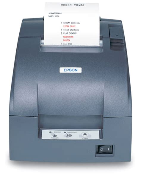 Printer Epson Untuk Struk printer struk dot matrix barcodecity