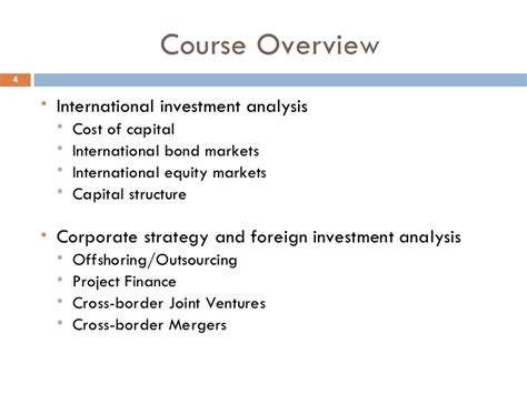 International Financial Management Mba Notes by International Financial Management Ppt Bec Bagalkot Mba