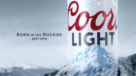 coors light readies new summer ad caign from cavalry