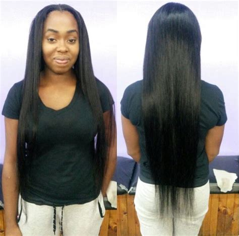 Natural Color Silk Straight Brazilian Virgin Human Hair