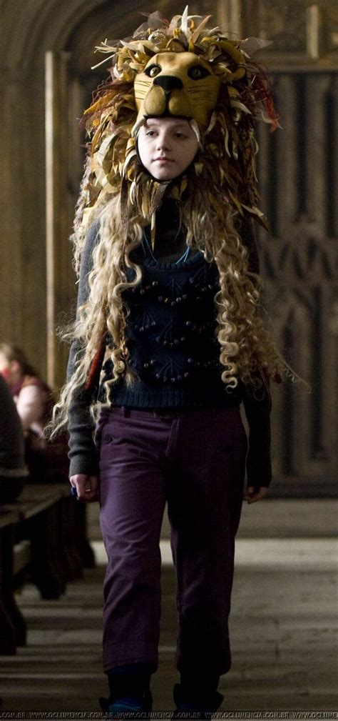 what house is luna lovegood in luna lovegood ravenclaw photo 28261389 fanpop