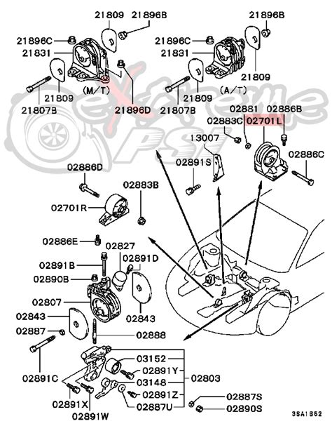 car engine repair manual 2007 mitsubishi galant parking system extreme psi your 1 source for in stock performance parts