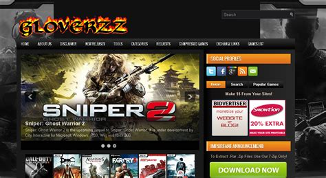 website untuk download game mod senarai website untuk download pc games