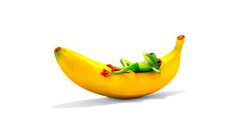 wallpaper banana cartoon desktop hd wallpaper cartoon 3d
