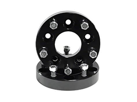 rugged ridge wheel spacers rugged ridge wrangler wheel spacer adapter pair to convert w 5x5 in to 5x4 5 in bolt pattern