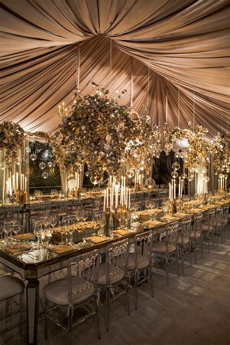 Venue Set wedding trends strictly tables part 2 the magazine