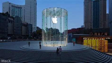 Retail Detail Intermix Chicago Opens Tomorrow Second City Style Fashion by Photos Of Apple S Chongqing Store Opening Tomorrow Ahead