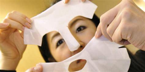 Masker Wajah Di Korea hati hati beli masker wajah ini co id