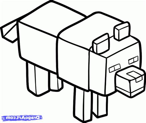 minecraft coloring pages sty coloring home