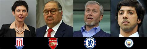 epl owners the super rich premier league owners club those who made