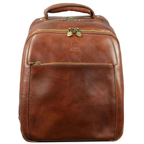 Genuine Leather the perks of being a wallflower genuine leather backpack