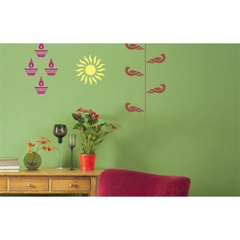 inspirational stencil wall decor asian paints wall decor stencils home decore inspiration
