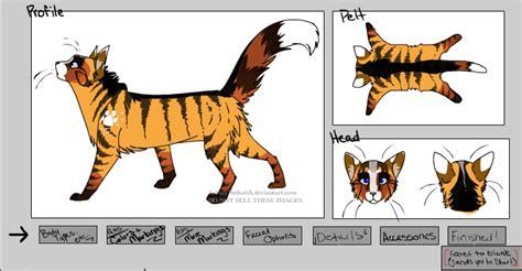 kitten maker design warrior cats warrior cat oc woodfur by xingyaru on deviantart