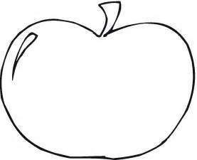 apple coloring sheet apple coloring pages free large images