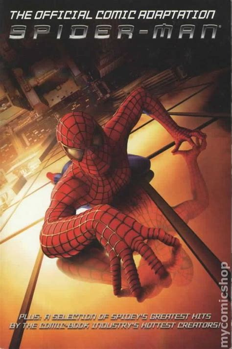 film marvel spider man comic books in spider man movie tpb