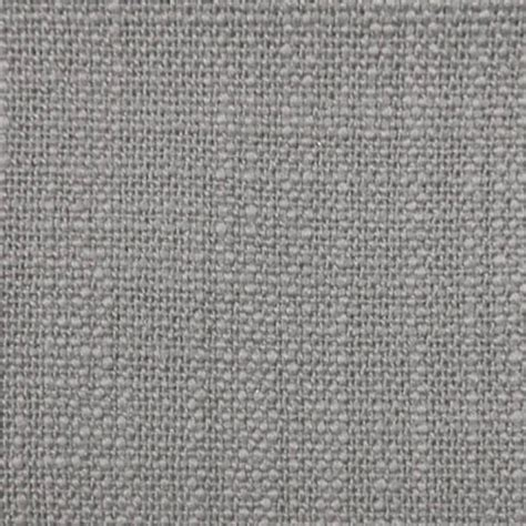 Silver Upholstery Fabric by Silver Linen Designer Upholstery Fabric Provincial