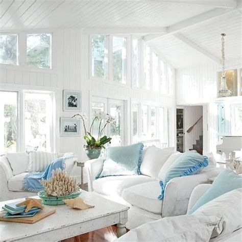 coastal decor living room coastal style shabby chic beach cottage style