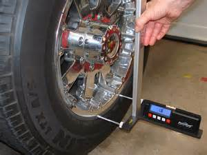 Truck Wheel Alignment Camber And Castor Tools