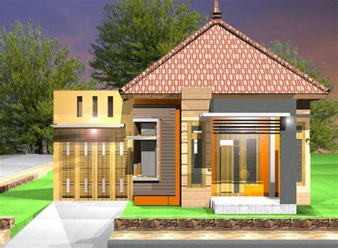 rumah sederhana tapi elegan rumah pantura