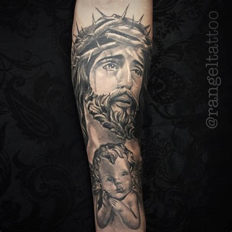 tattoo jesus no antebraço tatuagem jesus jesuscristo on instagram