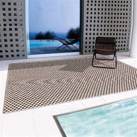 tappeti moderni beige awesome tappeto stuoia classico moderno scacchi beige
