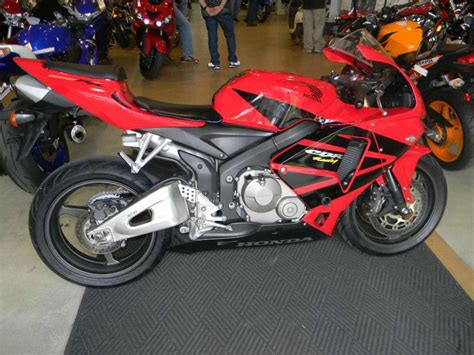 2005 cbr600rr for sale 2005 honda cbr600rr sportbike for sale on 2040 motos